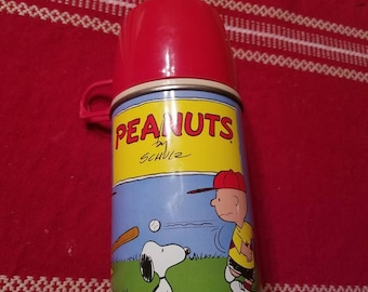 Peanuts thermos only