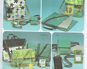 Simplicity 4391 - Bags and Accessories
