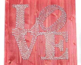 Om wall art meditation sign string art omkara aumkara diy diy valentines gift love wall hanging diy gift for her home decor gift solutioingenieria Image collections