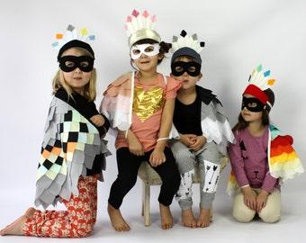 The Bird Bandit - Children's Bird Costume