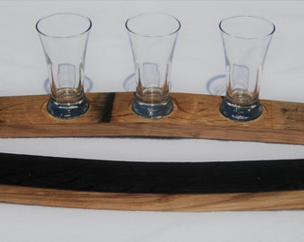 Whiskey, Scotch, Bourbon or Beer Flights