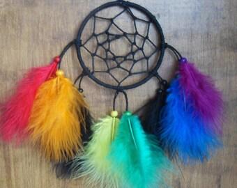 LGBT Gay Pride Rainbow Dreamcatcher