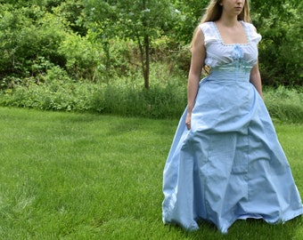Dolores Costume; Dolores Abernathy Cosplay; Westworld Costume; Western Dress; Saloon Girl Dress; Western; ******SKIRT ONLY*******
