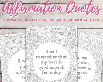 Eckhart Tolle Quote magnet Self care quotes Gift for