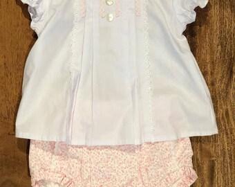Girl Baby dress 2 piece set