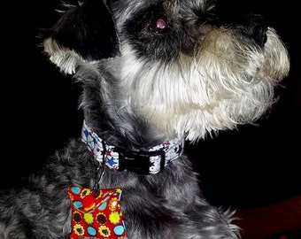 Dog Tag Silcencer bag pouch, Dog tag pouch
