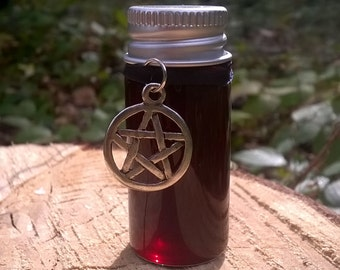 Dragons Blood Oil 10ml .35oz Pagan - Wiccan - Witchcraft  - Witch