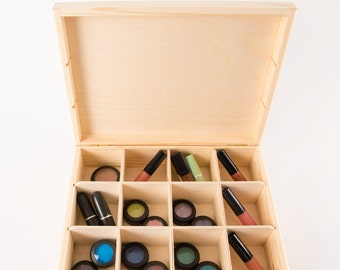 Wooden Compartment boxes
