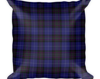 Pride of Scotland Throw Pillow