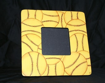 Fast Pitch Softball Frame