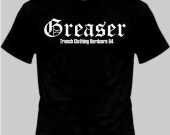 Trench Clothing Original Greaser Tee Shirt