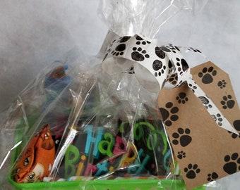 Happy Kitty HAPPY BIRTHDAY gift set  catnip toys