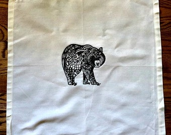 Bear Tarot/Altar CLoth