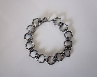 Bella's Sterling Twist Bracelet