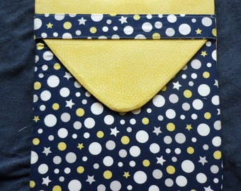 Tablet Case -  Stars and Moons