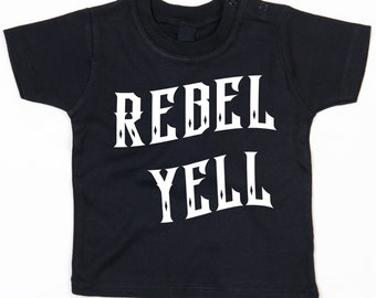 Rebel Yell Baby Tee