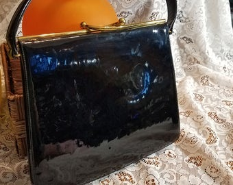 Vintage Elegant Evening bag by Dorian Purse with Coin purse
