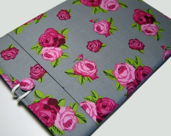 Macbook Pro Sleeve, Macbook Pro Cover, 13 inch Macbook Pro Cover, 13 inch Macbook Pro Case, Laptop Sleeve, Pink Rose
