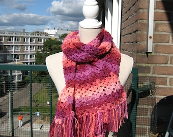 Lovely sparkly scarf