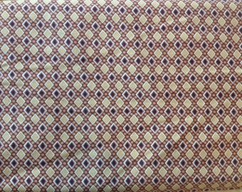 Mayfair flannel by RJR Fabrics       -- 1 1/4 yard remnant