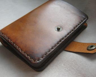 Leather wallet, mens wallet,  leather, mens leather wallet, genuine leather