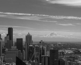 Mt. Rainier- Seattle, WA