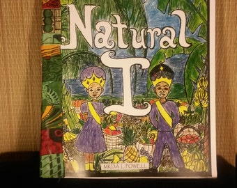 Natural I Coloring Book