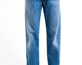 The Vintage Basic Boyfriend Levi 501 Jeans