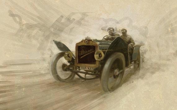 1908 Brasier GP Special