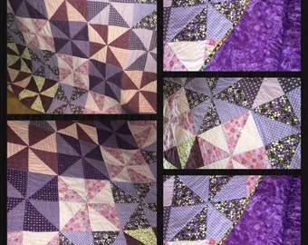 to shade violet orchid imaginable makes large featuring top every and amethyst color this in king for article quilting quilt mega purple kit of which patterns fit lilac inspire a