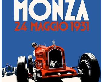 Alfa Romeo Art Etsy - Alfa romeo posters