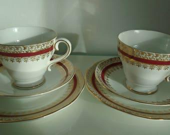 Set OF 2 Salisbury Trio Tea Set Afternoon Tea
