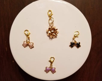 Bow Planner TN Charms