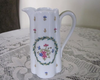 "Vintage Haviland Limoges 5"" Pitcher"