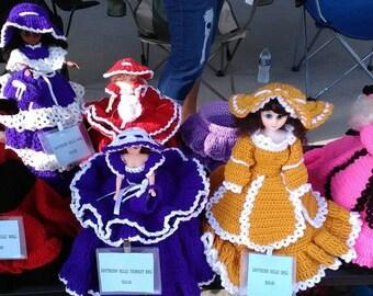 Southern Belle Dolls: 4-Tier