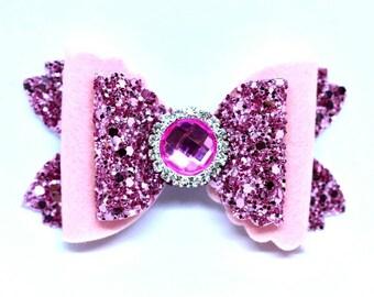 Tania Bows Pink