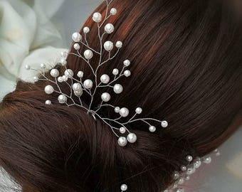 5 pins hair jellewery