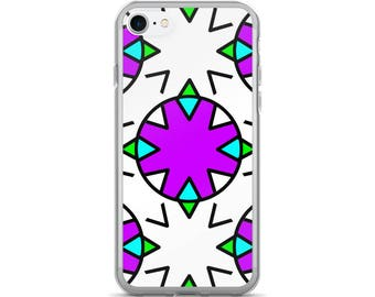 Geometric Wheels iPhone 7/7 Plus Case, iPhone 7 Case, iPhone Accessories, iPhone Cover