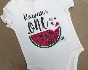Personalized baby gown baby girl gown baby boy gown vinyl bodysuit personalized baby bodysuit baby outfit baby gift first birthday negle Choice Image