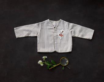 Vintage Baby Boy Jacket - Sailor - Size 1