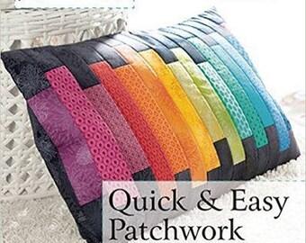 Claudia Schmidt BOOK - Quick & Easy Patchwork