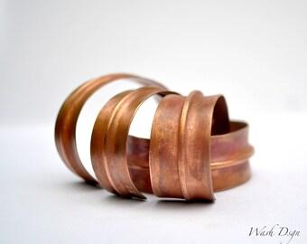 Fold Form Cuff Tommy Bracelet