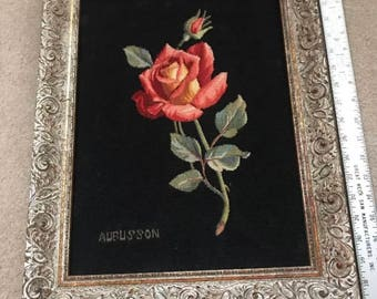Aubusson France Tapestry picture