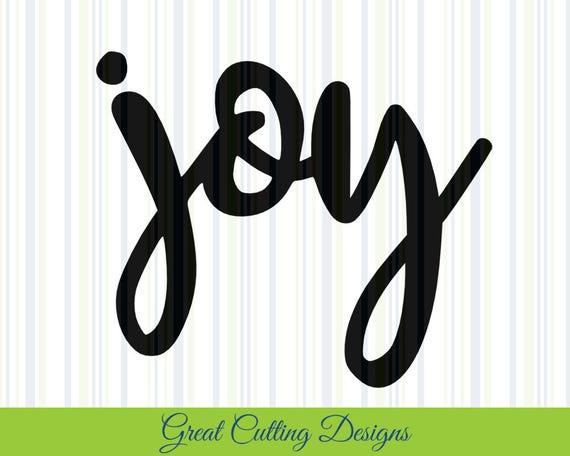 Download joy SVG Cut File joy DXF cut file svg cut Cricut svg
