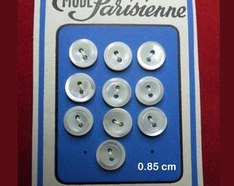 0.85 MOP buttons cm (10) - #2242_85