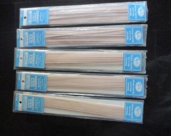 """Scale Lumber, #8019, Micro-Cut Basswood, .0416 x.1041 x 11"""""""