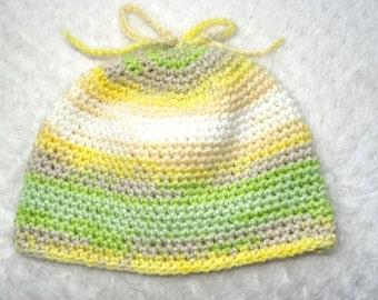 Baby hat crochet PATTERN. Easy crochet. Beginners pattern. Crochet baby hat.