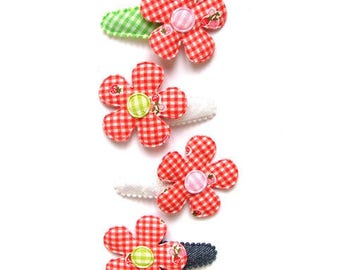 "Hair clip for baby & girl ""MARIA"" - french Baby Hair Clip"