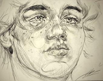 Neva Hosking inspired piece