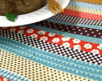"Laminated Cotton Fabric by the yard Harmony Shake_43.3""  SAM 143606"